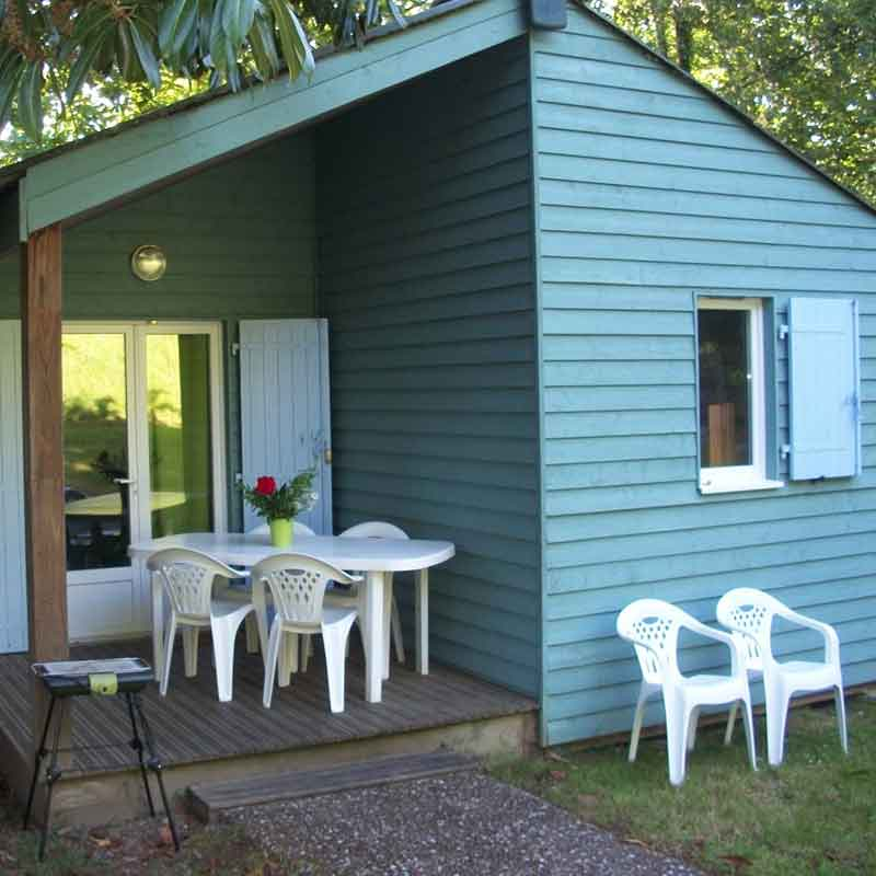 Lake Creuse edge vacation rentals